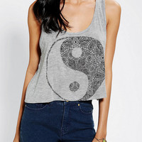 Urban Outfitters - Truly Madly Deeply Mystic Swing Cropped Top