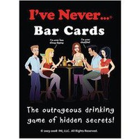 Ive Never Bar Card Game (Open Stock)
