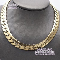 Stainless Steel Men Basic Necklace, by Folks Jewelry