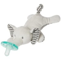 Mary Meyer Wubbanub Afrique Elephant Pacifier