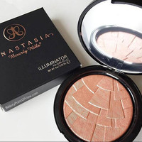 Anastasia High Glossy Illuminators Highlight Powder Four Colors