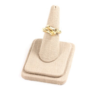 70's__Sarah Coventry__Adjustable Bamboo Ring