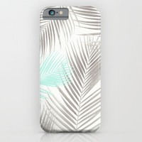 Tropical Palms  iPhone & iPod Case by Sunkissed Laughter