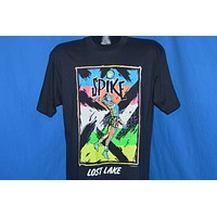 90s Lost Lake Beach Volleyball Neon t-shirt Large