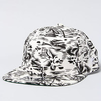 The Oahu Snapback Hat in Multi
