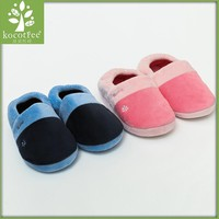 Kocotree Kids Slippers Children Home Slippers Girls Warm Winter Shoes For Boys Indoor House Bedroom Baby Soft Flats 2017 Cute