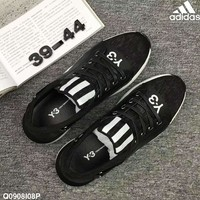 Adidas ND Y-3 Man Black Casual Running Sports Shoes H-ZPMY-ZZQGDL