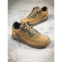 Nike Air Max 90 Wheat Running Shoes