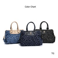 Beauty Ticks Fashion Louis Vuitton Lv  Top Handles Bags 3 Colors 9906