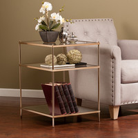 Upton Home Jacana Side/ End Table   Overstock.com Shopping - The Best Deals on Coffee, Sofa & End Tables