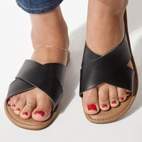 Kirra Crisscross Sandals at PacSun.com