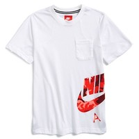 Boy's Nike 'Camo' Pocket T-Shirt,
