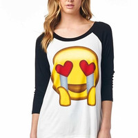 Emoji Graphic Top