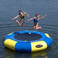 Rave Sports Aqua Jump Eclipse 120 Water Trampoline