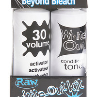 Raw Beyond Bleach 30 Volume White-Out Kit   Hot Topic