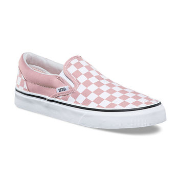 Checkerboard Slip-On   Shop Shoes At Vans