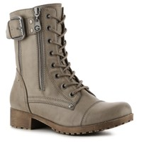 G by GUESS Borra Combat Boot