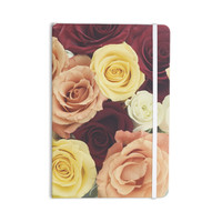 "Libertad Leal ""Vintage Roses"" Everything Notebook"