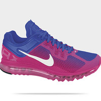 Check it out. I found this Nike Air Max+ 2013 Premium Women's Running Shoe at Nike online.