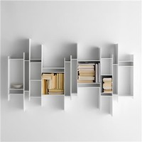 MDF Italia Randomito - Style # F012104, Modern bookcases, contemporary bookcases, books shelves at SWITCHmodern.com