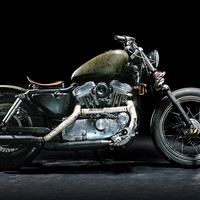 The Witch Harley Davidson Sportster