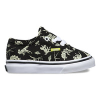 Toddlers Glow in the Dark Authentic | Shop at Vans