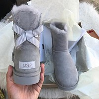 ❤❤UGG Authentic Bailey bow boots