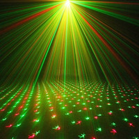 Mini Laser Light LED Laser Lamp Projector Adjustment Led DJ Lamp  Disco For Party Home = 1946904708