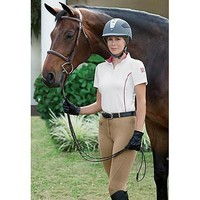 Riding Essentials Front-Zip Breeches | Dover Saddlery