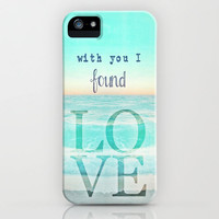 SUMMER LOVE ***  iPhone Case by M✿nika  Strigel	 | Society6 for iPhone 5 + 4 S + 4 + 3 GS + 3 G + skins + pillows *** NEW ***