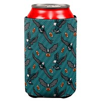 Fly Flying Eagle Eagles Football Repeat Pattern All Over Can Cooler