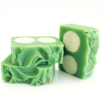 Artisan Handcrafted Cold Process Soap - Bamboo Cypress