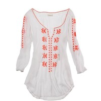 Aerie Embroidered Cover Up | Aerie for American Eagle