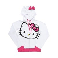 Hello Kitty Hoodie, White, at Journeys Shoes