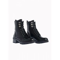 Women's Lace Up Martin Boots