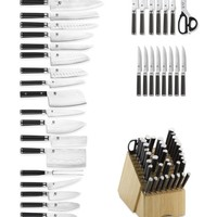 Shun Classic 37-Piece Knife Block Set