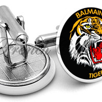 Balmain Tigers Cufflinks
