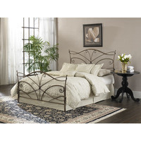 Papillon Queen size Bed with frame | Overstock.com
