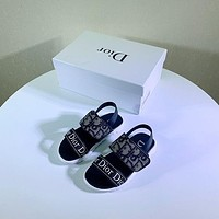 Dior Child Girls Boys shoes Children boots Baby Toddler Kids Child Fashion Casual Sneakers Sport Shoes