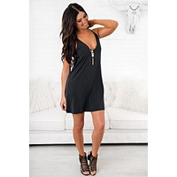 I'll Be Your Sky Basic Dress (Black)