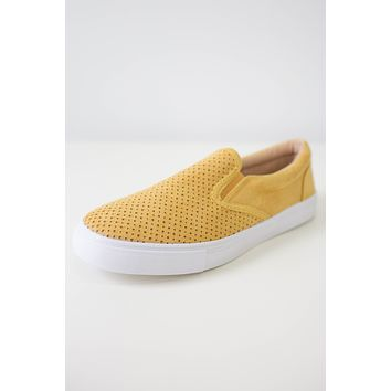 Erin Sneakers - Sunflower