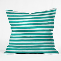 Rebecca Allen A Classic Throw Pillow