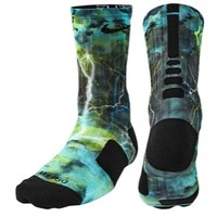 Nike KD Digital Ink Elite Crew Socks - Men's
