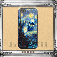 TARDIS Doctor Who, iPhone 5s case iPhone 5C Case iPhone 5 case iPhone 4 Case iPhone Samsung Galaxy S4 case Galaxy S3 ifg-50215
