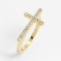 Ariella Collection Pavé Ring   Nordstrom