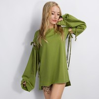 Plus Size Women's Fashion Hoodies Loudspeaker [212045529114]