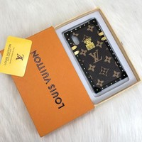 Louis Vuitton LV Monogram iPhone case