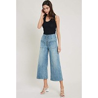 Cropped Mom Jeans - FINAL SALE