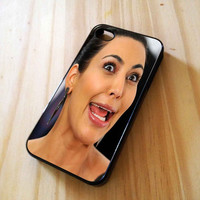 Funny Kim Kardashian Design for iPhone 4/4s/5, Samsung Galaxy S3/S4 Case