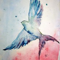 Flight Art Print by Megan T Gibbens